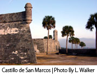Castillo de San Marcos by L.Walker